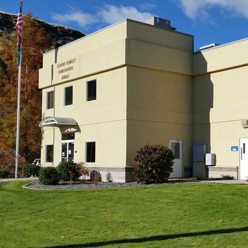 Asotin County Jail