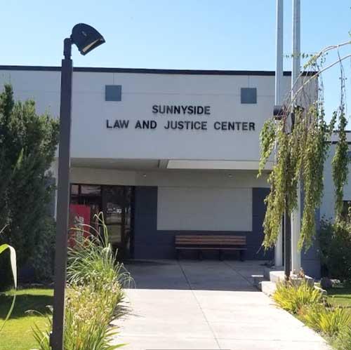 Sunnyside City Jail