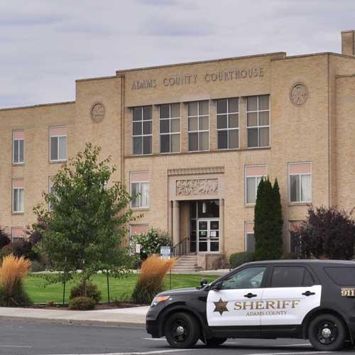 Adams County Jail