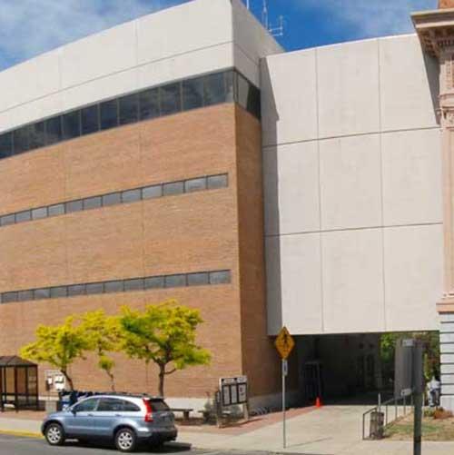 Chelan County Jail