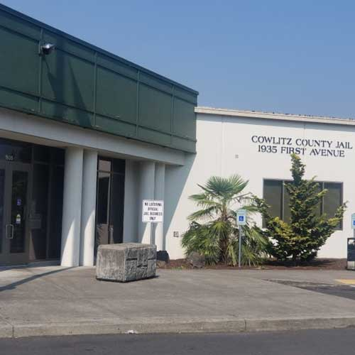 Cowlitz County Jail