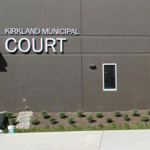 Kirkland City Jail