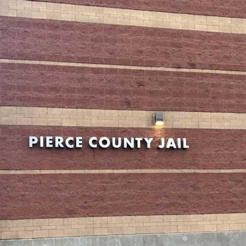 Pierce County Jail