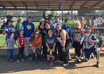 Softball Sponsorship A-Affordable Team
