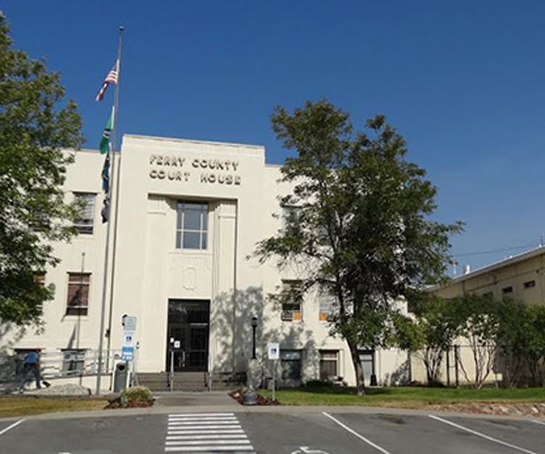 Ferry County Court House