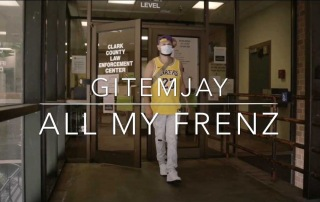 gitemjay - All My Frenz (Official Video)
